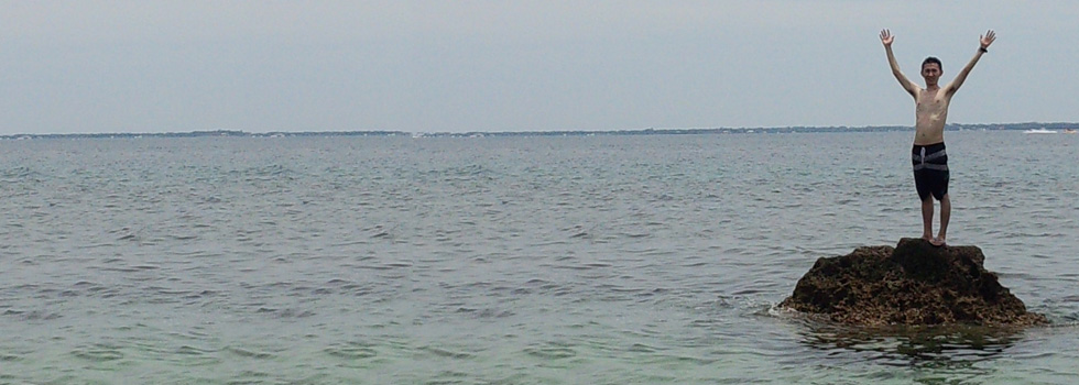 マクタンの海