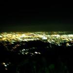 トップスの夜景を見てきた。