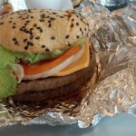 久しぶりのハンバーガー!!